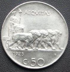 50 Centesimi Leoni 1925 Fdc.jpg