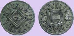 1/2 Shilling Austria 1926