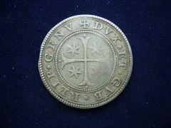 mezzo scudo stretto al torchio 1676 r.JPG