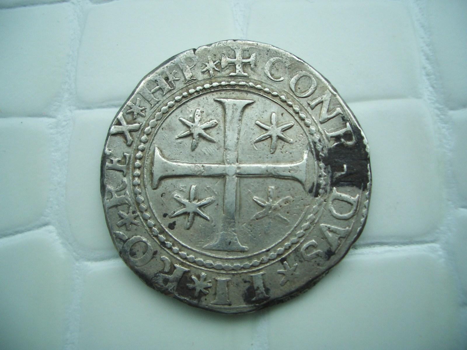 mezzo scudo stretto castello 1608 r.JPG