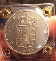 Regno delle Due Sicilie, Piastra 1857