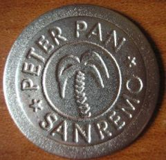 Peter Pan, Sanremo