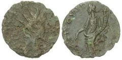 Vittorino (268-270 d.C.). 47 esemplari nell'hoard