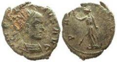 Claudio II il Gotico, R/ PAX AVG, zecca di Siscia