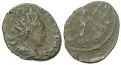 Tetrico II (270-273 d.C.), R/ incerto, 725 esemplari dei Tetrici nell'hoard