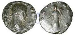 Claudio II il Gotico, zecca di Siscia, 2 esemplari nell'hoard