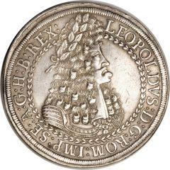 2 Thaler 1686 Leopold
