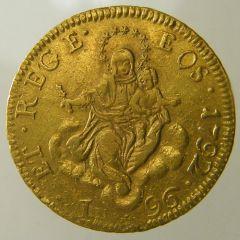 96 Lire 1792 D ( stemma vecchio )