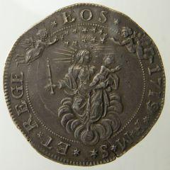 2 Scudi larghi 1719 D