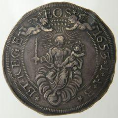 2 Scudi largo 1653 D