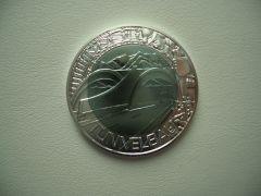 25 € Silber-Niob 2013 r
