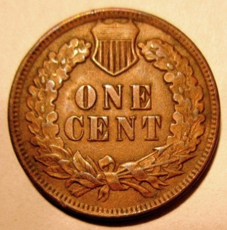 1 Cent 1901    United States Of America    Reverse