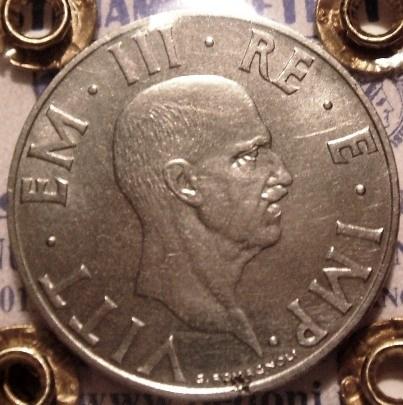 2 Lire 1942 R Obverse=
