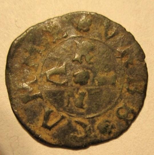 Camerino  Quattrino XIII XIV  San Ansovino   Obverse