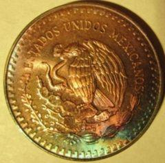 Mexico                    1 Onza 1991 Obverse