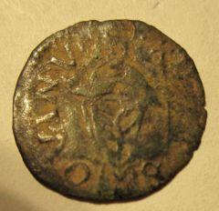 Camerino  Quattrino XIII XIV  San Ansovino   Reverse