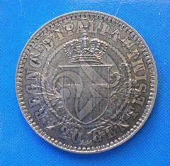 20 centesimi sul vecchio tondello