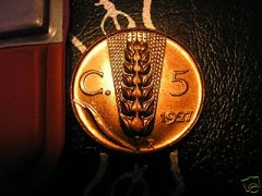 5 cent. 1927 FDCr