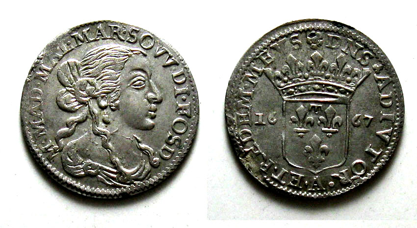 Maria maddalena Di Fosdinovo Luigino 1667