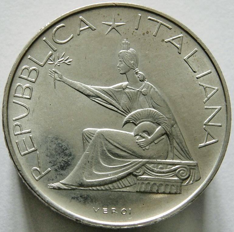 500 lire Unità d\