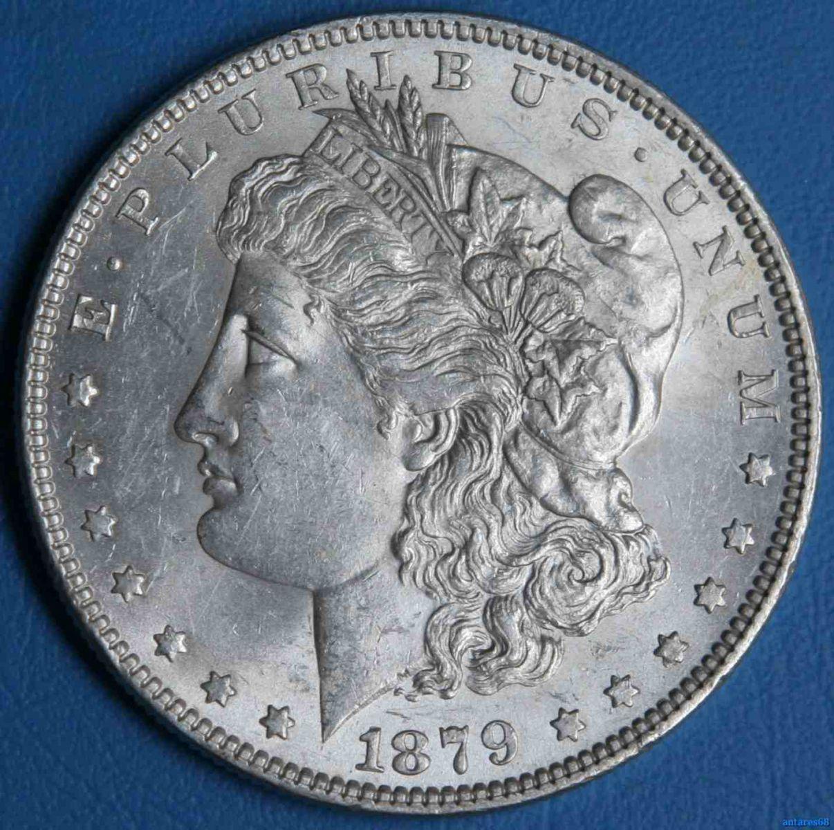 1$ 1879 A