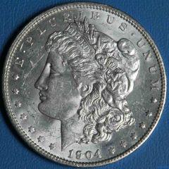 1$ 1904 (O) A
