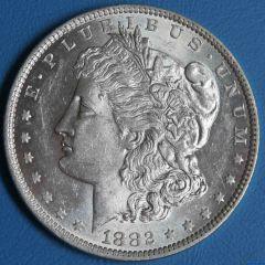 1$ 1882 (O) A