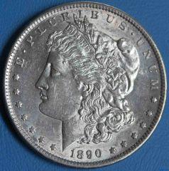 1$ 1890 (S) A