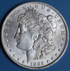 1$ 1885 (O) A