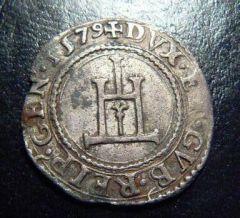 Genova  , Cavallotto 1579