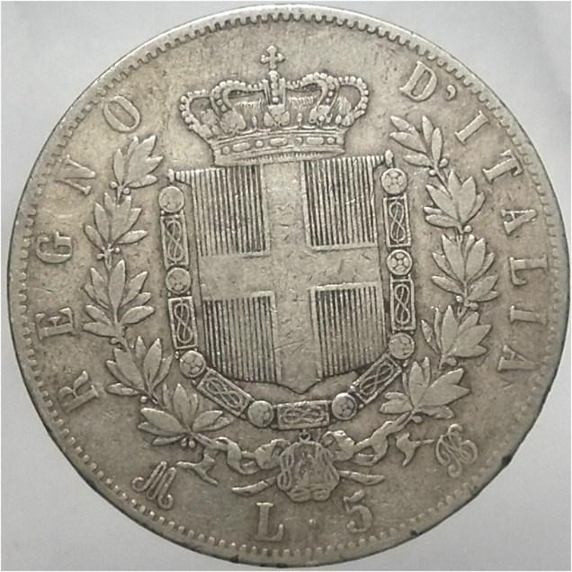 5 lire 73d