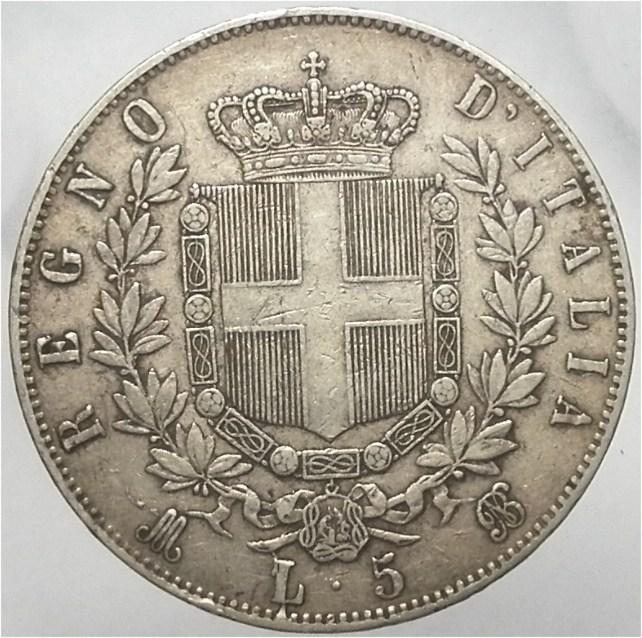5 lire 72d