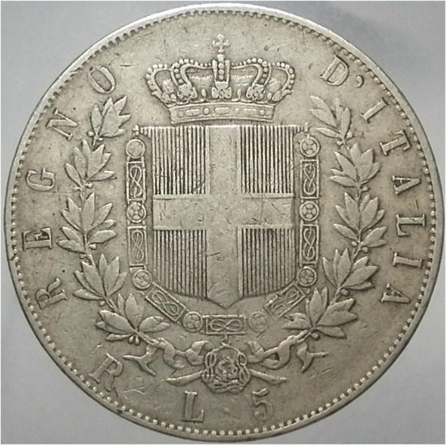 5 lire 76d