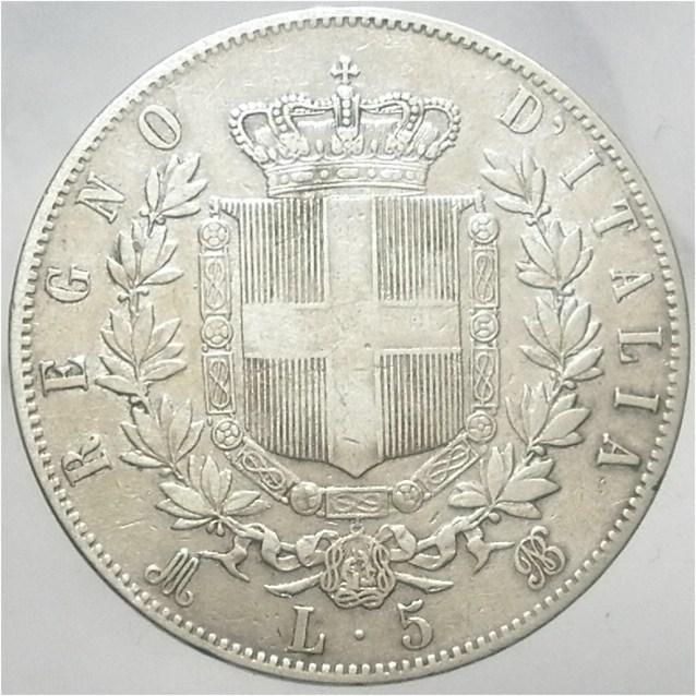 5 lire 69d