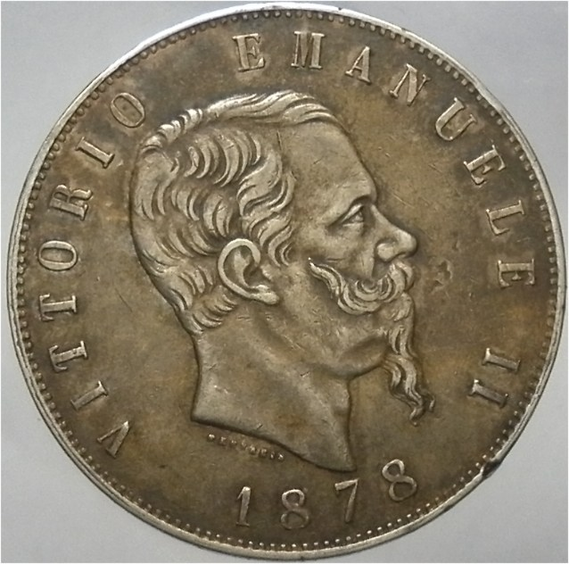 5 lire 78r