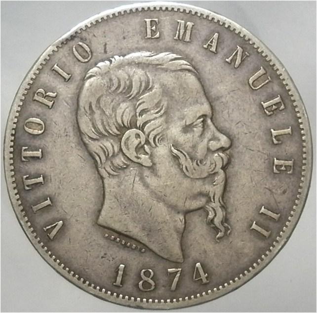 5 lire 74r