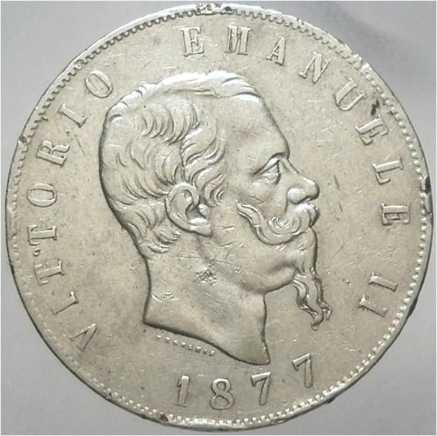 5 lire 77r