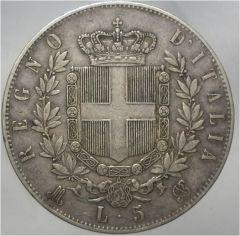 5 lire 74d