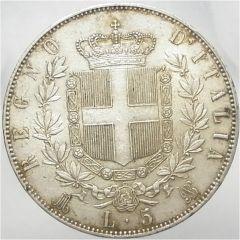 5 lire 71d