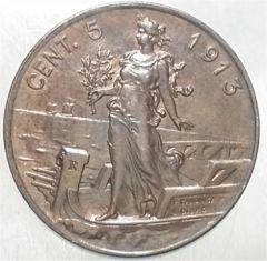 5 cent 13d