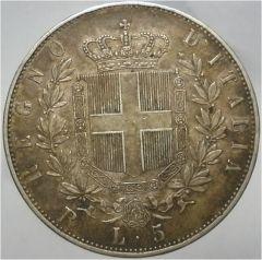 5 lire 78d