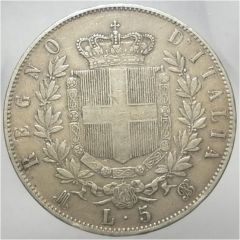 5 lire 70d