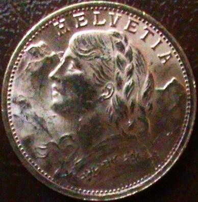20 franchi svizzeri