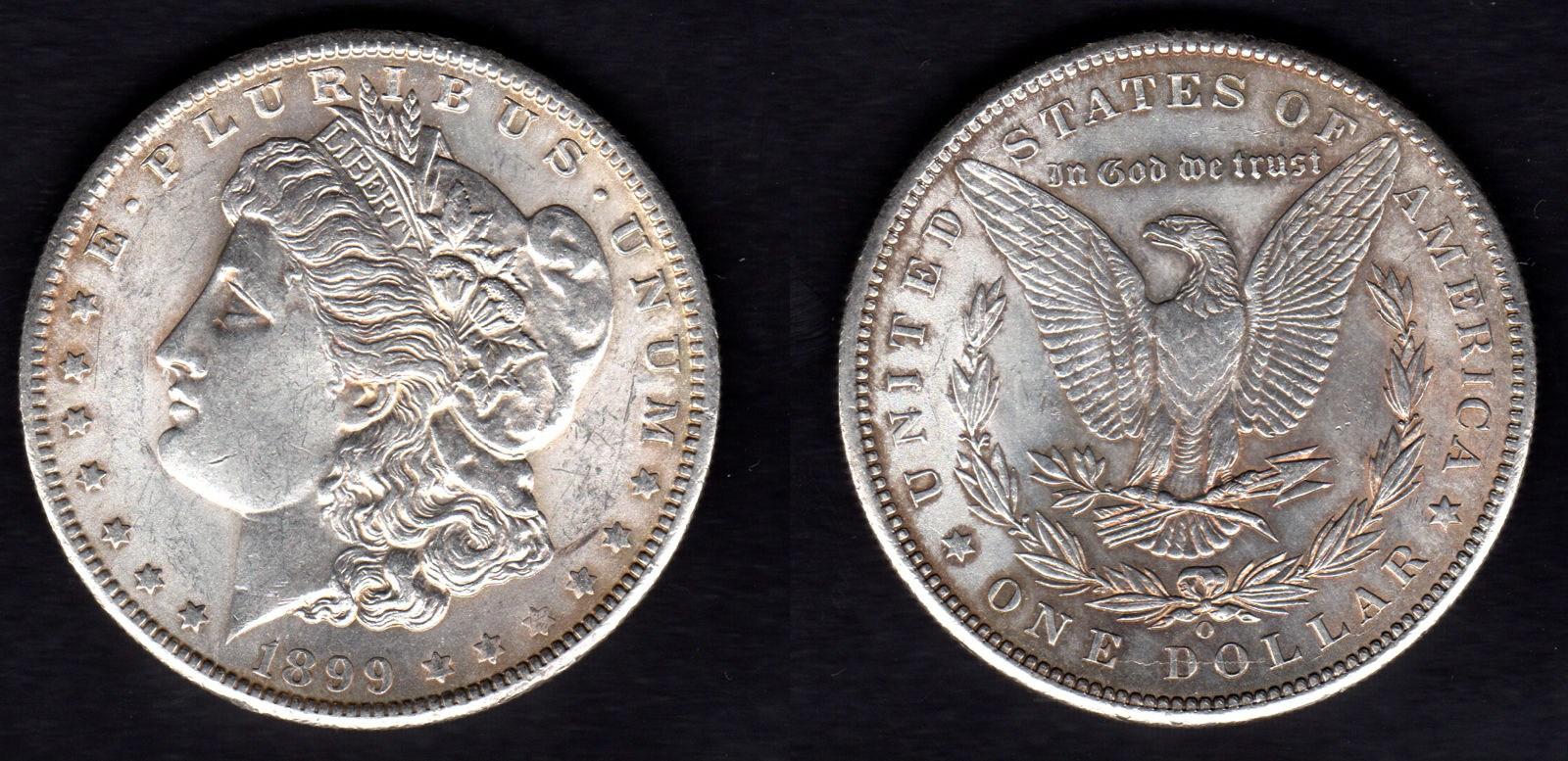 Morgan 1899O