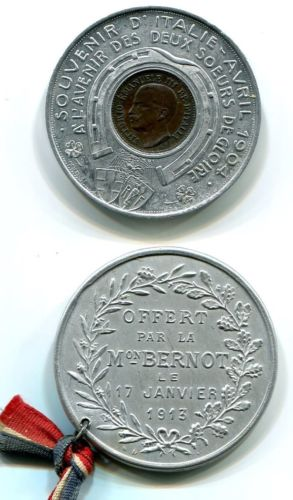 loubet 2  Con medaglia
