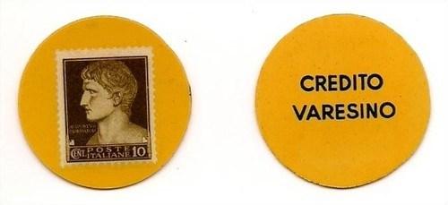 GETTONE CREDITO VARESINO 2