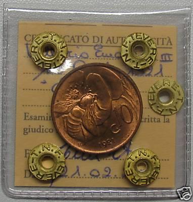 10 cent. Ape 1921 FDCr