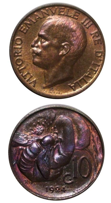 10 cent 1924 Ape