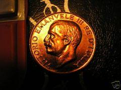 5 cent. 1927 dritto