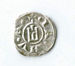 Medaglia 1 (1/2 denaro)